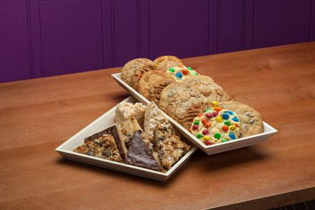 Cookies and Dessert Tray